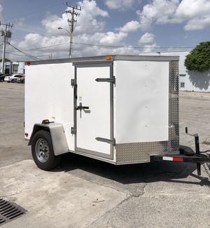 2018 cargo trailer 5x8 for Sale in Miami, FL