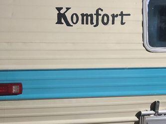 Komfort Travel Trailer 14' for Sale in Fresno,  CA