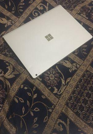 """Microsoft surface book 13.5"""" 8gb/128gb intel core i5 processor windows 10 pro for Sale in Chicago, IL"""