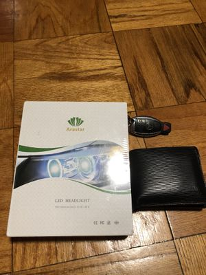 Brand New 9012 LED Headlight Bulb -8000L Lights - Sinoparcel All-in-One Conversion Kit 2 Yr Warranty for Sale in Westerville, OH