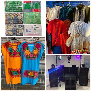 Vas a tener una fiesta mexicana, visita mi pagina!! for Sale in Houston, TX