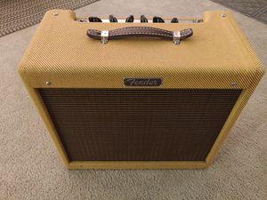 Fender Blues Jr Tweed for Sale in Redmond, WA