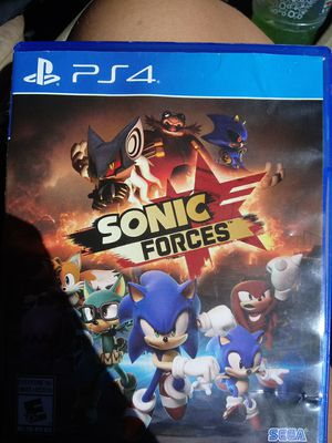 Sonic Forces for Sale in Davie, FL