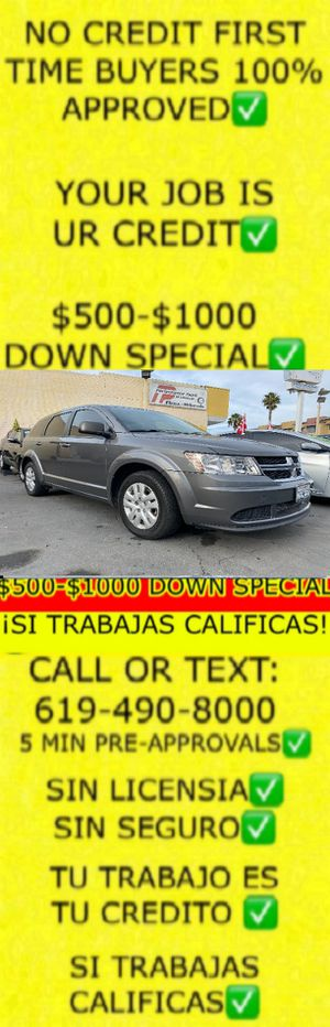 2013 Dodge Journey 3rd row seating ! 🤩🎉🎊 for Sale in Chula Vista, CA
