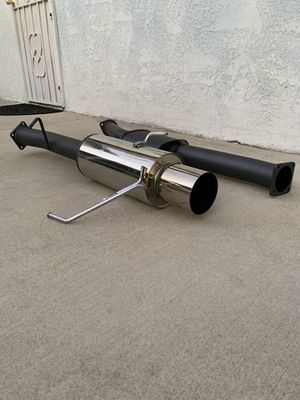 S14 95-98 240sx HKS Hi-Power Catback Exhaust for Sale in West Covina, CA