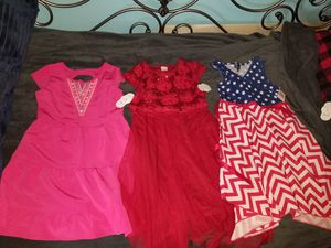 Dresses & Short sets and shirts size 7/8 girls for Sale in Baltimore, MD