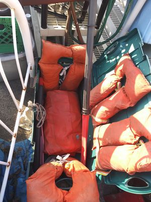Two man inflatable boat for Sale in Anaheim, CA