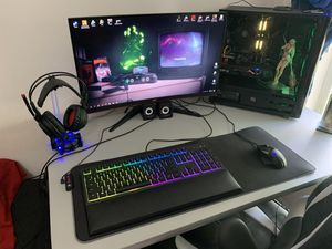 Gaming computer 2020 Full FPS new everything in warranty for Sale in Duluth, GA