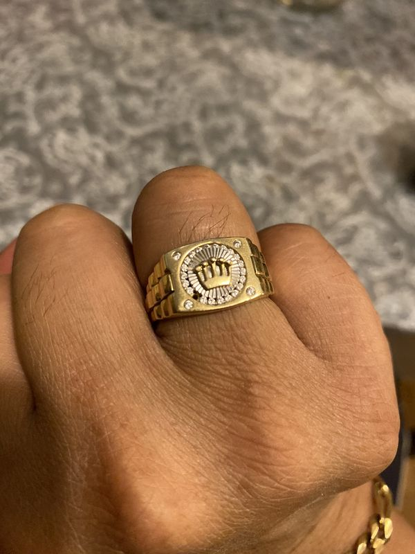 Ring (rollex style) 7grams