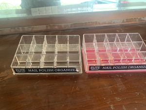 Nail polish holders for Sale in Tulare, CA