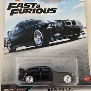 Hot Wheels Fast And Furious BMW M3 E36 for Sale in San Jose, CA
