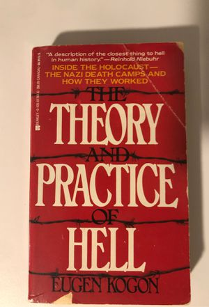 The Theory and Practice of Hell- Author: Eugen Rogon for Sale in San Diego, CA