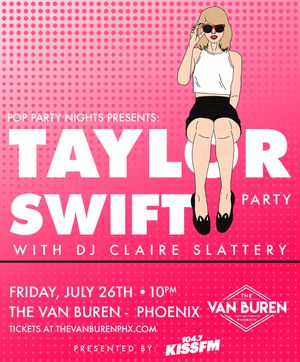 8 tickets for Taylor Swift night at the Van Buren for Sale in Tempe, AZ