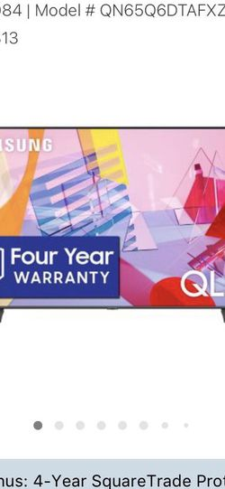 """SAMSUNG 65"""" QLED 4K 2020 BRAND NEW for Sale in Columbus,  OH"""