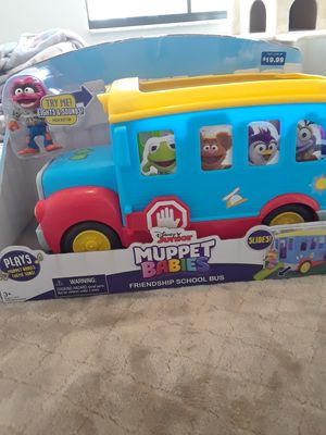 SESAME STREET BUS for Sale in Ave Maria, FL