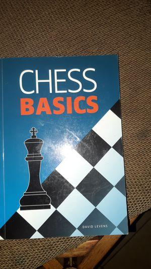 Chess basics for Sale in Houston, TX