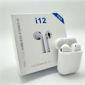 I12 TWS Bluetooth Earphone Smart Touch Control Wireless Earbuds x-max gift offer mas Gift offer for Sale in Springfield, IL