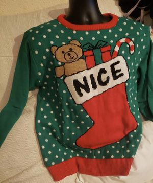 Christmas ugly sweater for Sale in Los Angeles, CA
