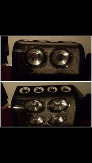 "Two 12""dual 2way subwoofers! for Sale in Pittsburgh, PA"