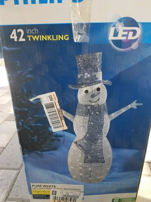 Christmas Outdoor Decorations for Sale in Los Angeles, CA