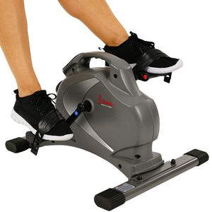 Sunny Health & Fitness Sf-b0418 Mini Exercise Bike, Under Desk for Sale in Houston, TX