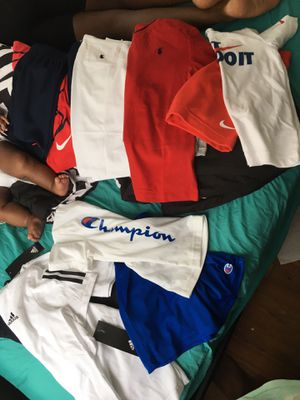Nike polo adidas champion for Sale in Columbus, OH