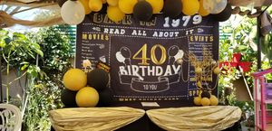 40th birthday set for Sale in Paramount, CA