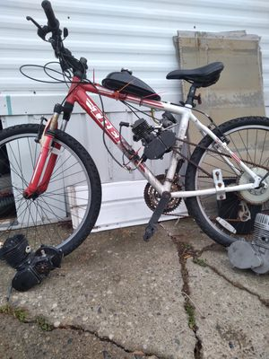 trek motorized bicycle for Sale in Highland Charter Township, MI