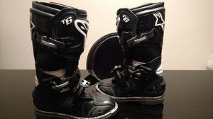Alpinestars T6 MX Boots size 7 for Sale in Edgewood, WA