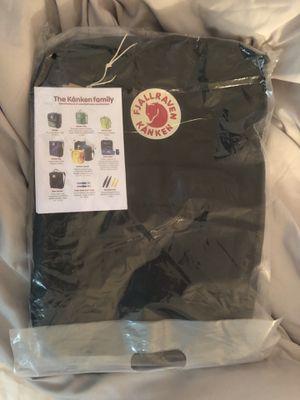 Kanken Backpack Classic (Black) for Sale in Orlando, FL