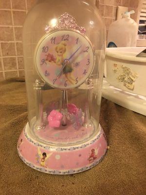 Vintage TinkerBell Clock for Sale in Laurel, MT