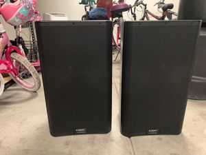 QSE K12.2 Powered Speakers $1200 for Sale in North Las Vegas, NV