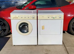 ⭐Like New⭐ Kenmore 👉Stackable 💦Washer 💨Dryer Laundry Set for Sale in Portsmouth, VA