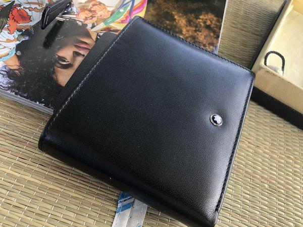 Mont blanc bifold wallet