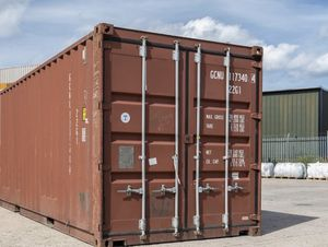 Used Containers- 20' SD Shipping Boxes WWT for Sale in Kingsport, TN