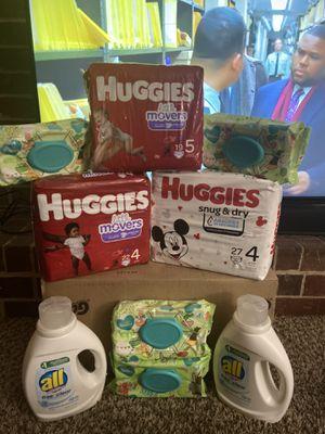 Huggies Bundle for Sale in Grand Prairie, TX