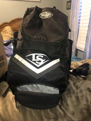 Louisville Slugger Softball Backpack for Sale in Modesto, CA