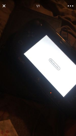 Nintendo Wii U for Sale in Portland, OR