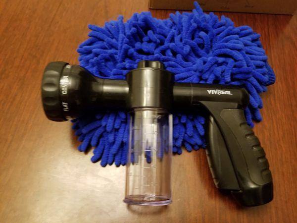 Foam Sprayer new for washing your car