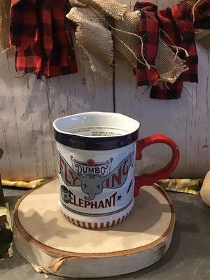 Disney Dumbo Flying Elephant mug for Sale in North Lauderdale, FL