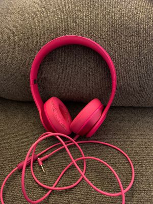 Beats Solo : Pink for Sale in San Diego, CA