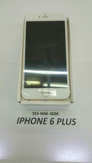 iphone 6 plus for Sale in Dallas, TX