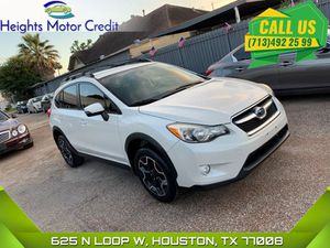 2015 Subaru XV Crosstrek for Sale in Houston, TX