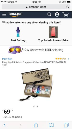 Mary may mini fragrance collection for Sale in Alexandria, VA