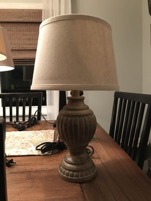 Accent lamp for Sale in Kinnelon, NJ