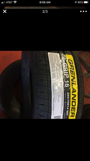 205/70R14 new tires set of 4 for Sale in Fresno, CA