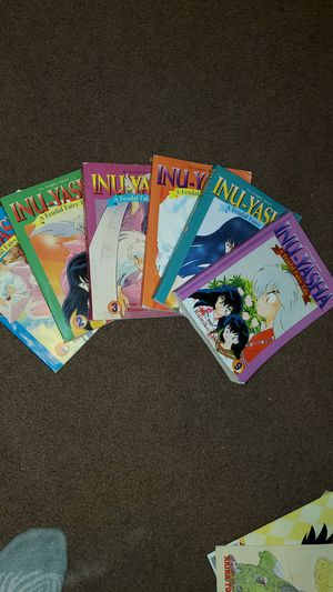 InuYasha English Viz Print Graphic Novels for Sale in Richmond, VA