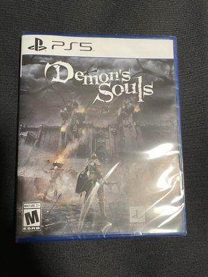Demon's Souls - PlayStation 5 PS5 for Sale in Montebello, CA
