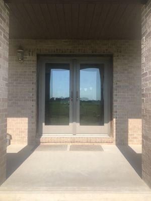 6' hinged patio door for Sale in Flushing, MI