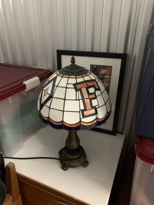 Antique Style, Stained Glass University of Florida Gators Lamp for Sale in LAUD LAKES, FL